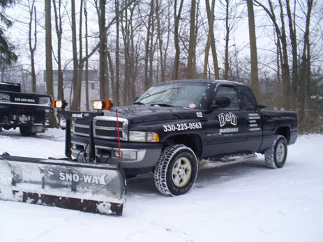 Residential Snow Plowing, Brunswick OH 44212