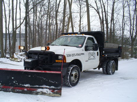 Commercial Snow Removal, Brunswick OH 44212