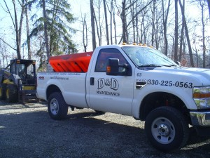 Commercial Snow Plowing Removal Salting, Medina OH 44256