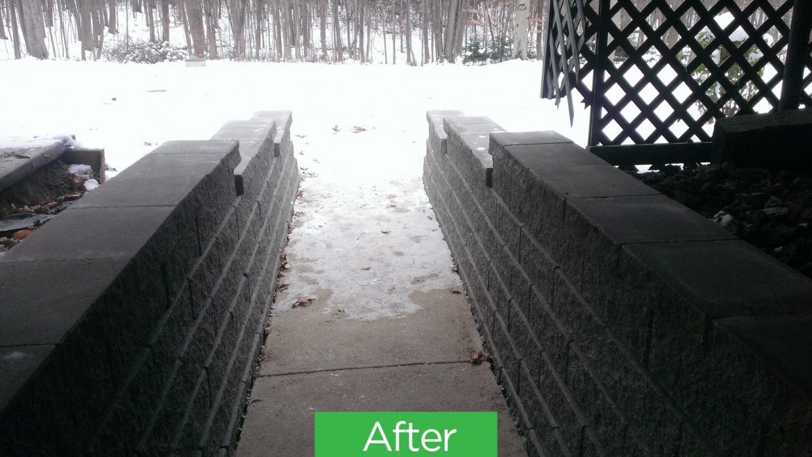 Residential Stone Hardscaping, Strongsville OH 44136