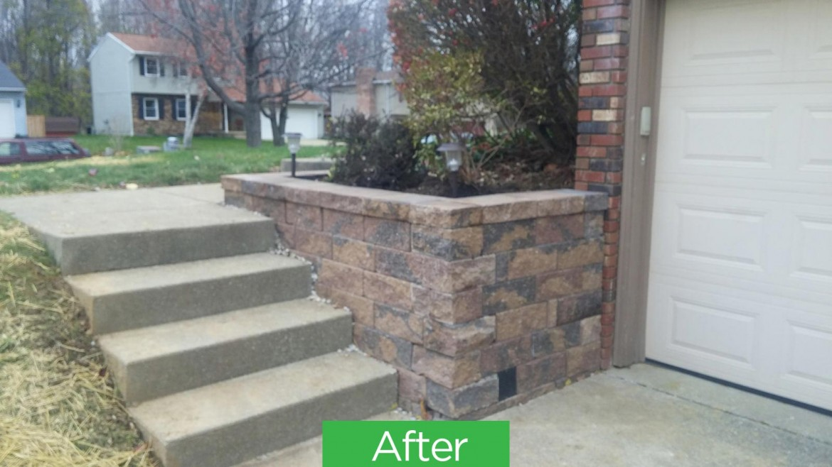 Residential Brick & Stone Hardscaping, Parma, OH 44129