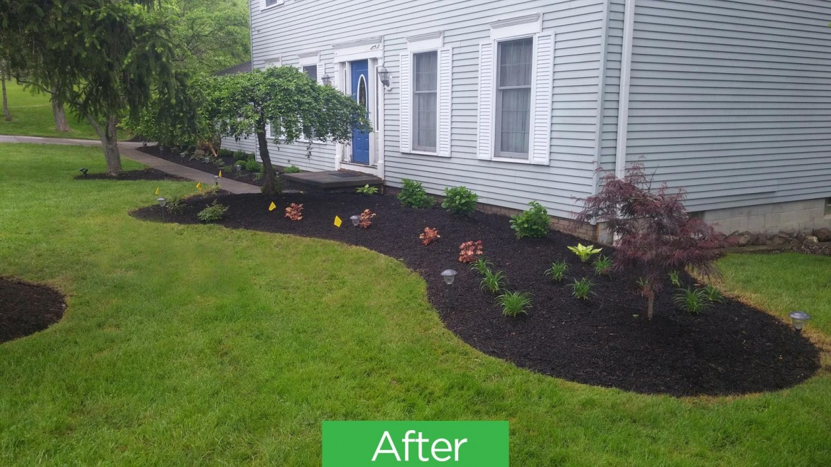 Residential Landscaping, Valley City, OH 44280