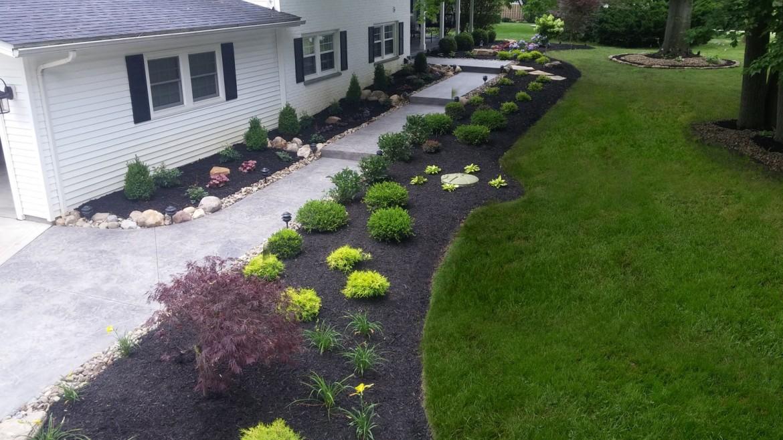 Residential Landscaping, Brunswick 44212