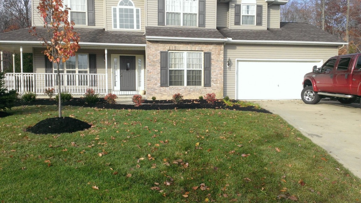 Residential Landscaping, 44256 Medina Ohio