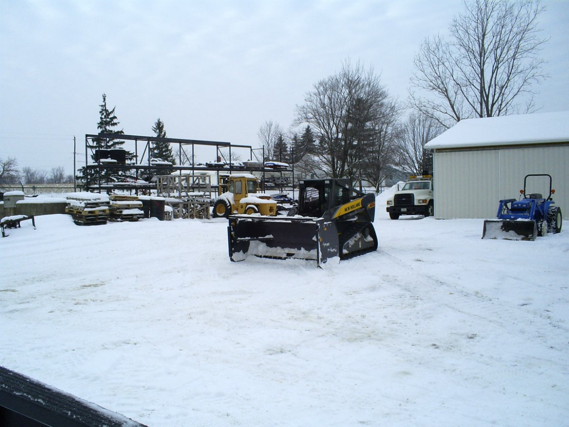 Commercial Snow Removal, Strongsville OH 44136