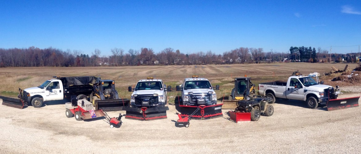 Commercial snow plowing and removal. 44212 Brunswick, 44256 Medina, 44280 Valley City